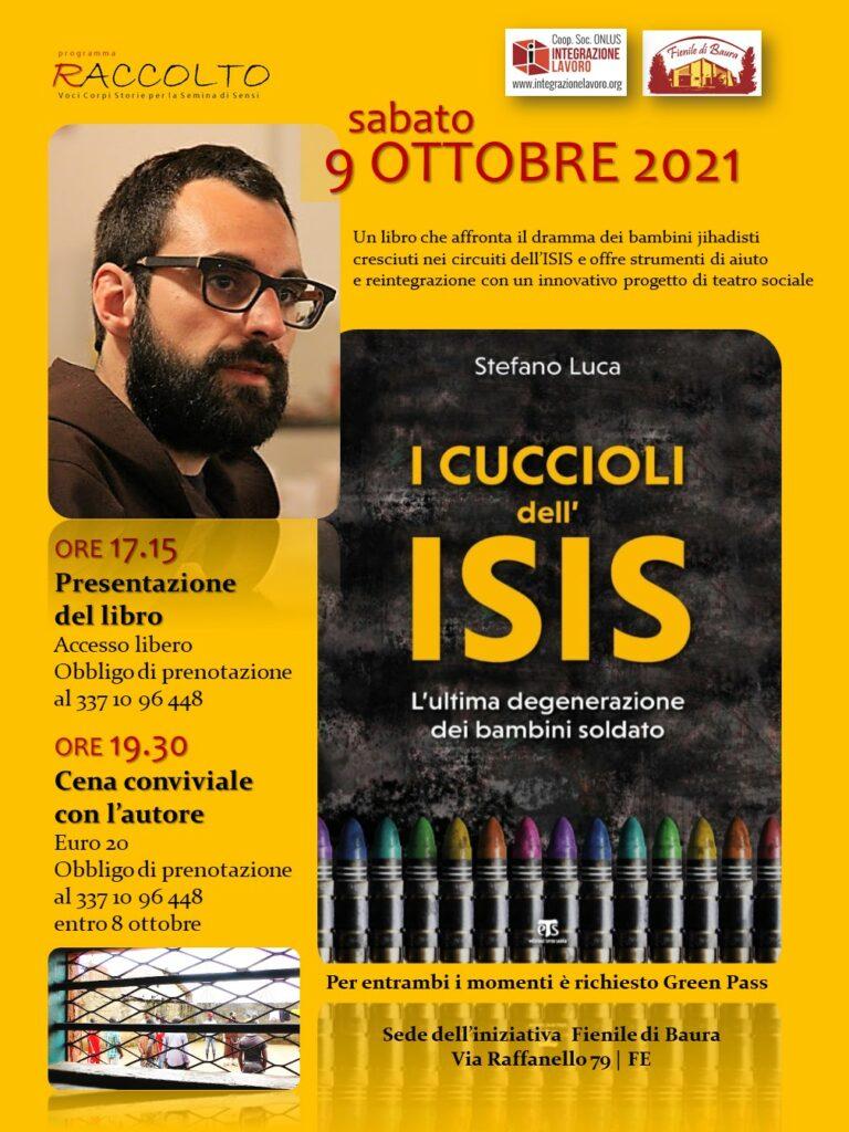 Presentazione del libro I cuccioli dell'ISIS